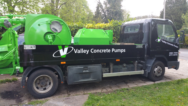 Valley Concrete Pumps